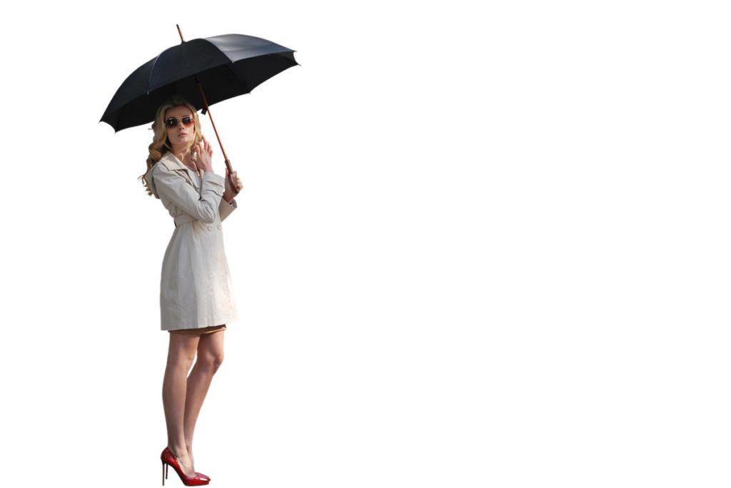 Damskie ubrania idealne do założenia na wiosnę
